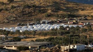 Μυτιλήνη: 800 πρόσφυγες και μετανάστες στο νέο καταυλισμό του Καρά Τεπέ