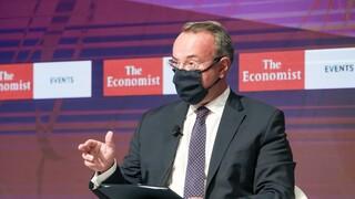 Σταϊκούρας: Η Ελλάδα έχει τις δυνατότητες να εισέλθει σε ένα βιώσιμο και αναπτυξιακό κύκλο