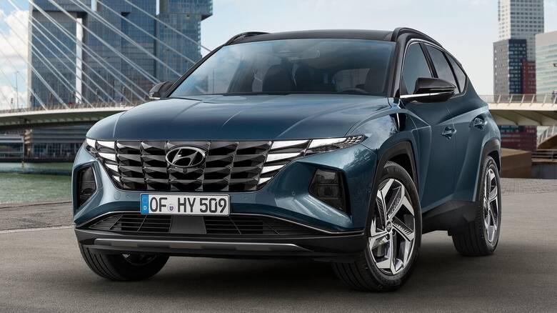 Αυτοκίνητο: Η ολοκαίνουργια, τέταρτη γενιά του Hyundai Tucson εντυπωσιάζει