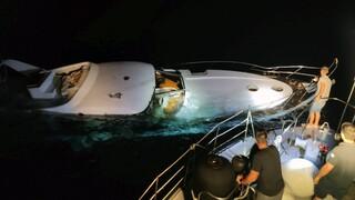 Στους τέσσερις οι νεκροί από τη ναυτική τραγωδία ανοικτά της Κρήτης