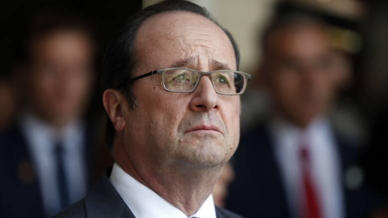 Συνέδριο Economist: Αντιπαράθεση Ολάντ - Γκάμπριελ για την πολιτική της Ε.Ε. έναντι της Άγκυρας
