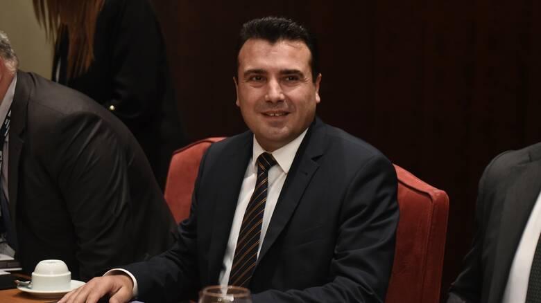Ζόραν Ζάεφ στο CNN Greece: Η Ελλάδα είναι φίλη και βασική υποστηρίκτριά μας στην ΕΕ