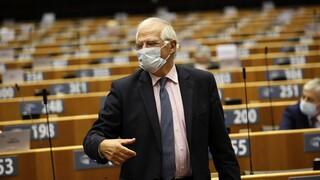 Μπορέλ: Η ΕΕ δεν αναγνωρίζει τον Λουκασένκο ως πρόεδρο της Λευκορωσίας