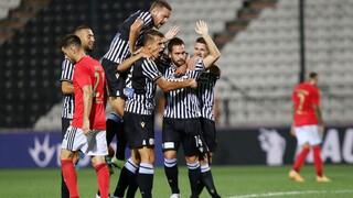 ΠΑΟΚ - Μπενφίκα 2-1: Νίκη και πρόκριση για τον «δικέφαλο του Βορρά»