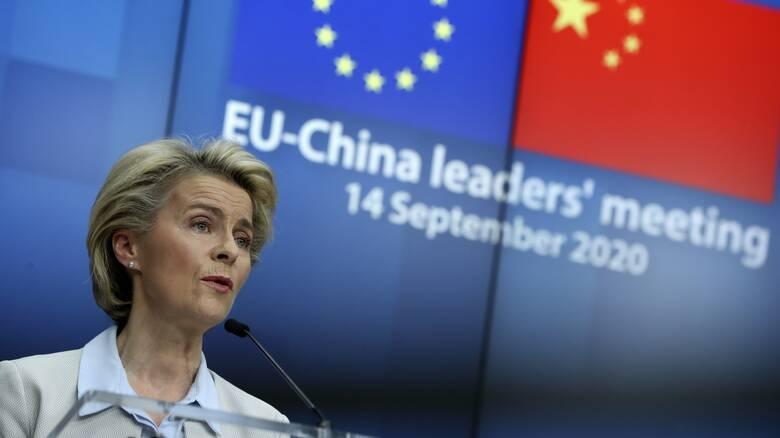 Live στο CNN Greece: Η ομιλία της Ούρσουλα φον ντερ Λάιεν στο Ευρωπαϊκό Κοινοβούλιο