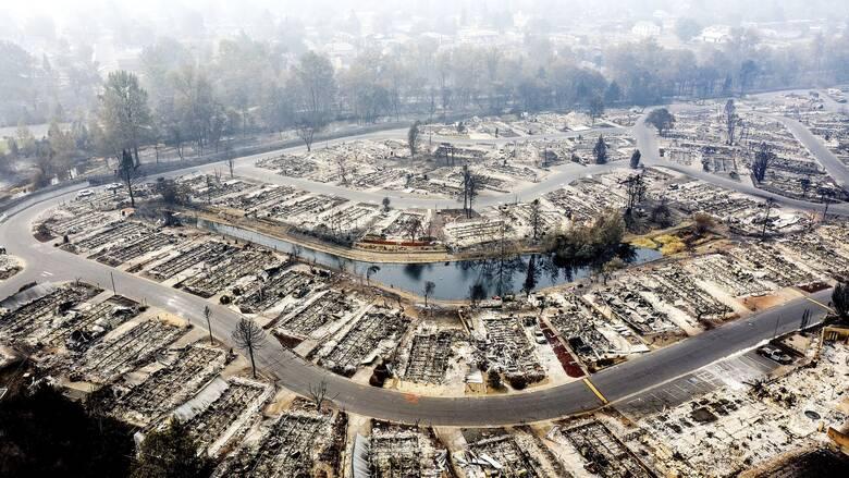 Ανεξέλεγκτες οι φωτιές στις ΗΠΑ - Αγνοούμενοι και χιλιάδες εκτοπισμένοι στο Όρεγκον