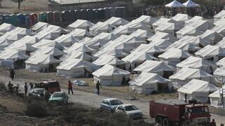 Στους 1.200 οι εγκατεστημένοι αιτούντες άσυλο στο Καρά Τεπέ - Χιλιάδες ακόμη στο δρόμο