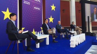 Εκδήλωση στο Ζάππειο για τις προτεραιότητες της Ευρωπαΐκής Επιτροπής