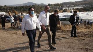 Μηταράκης από Καρά Τεπέ: Όσοι προκαλούν επεισόδια θα συλληφθούν