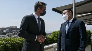 Κόντρα ΣΥΡΙΖΑ - ΝΔ για τις δηλώσεις Ζάεφ σε CNN Greece και Euronews