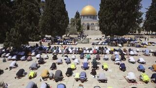 Κορωνοϊός: Κλείνει για τρεις εβδομάδες η Πλατεία των Τεμενών στην Ιερουσαλήμ
