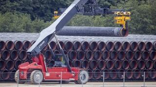 Η Γερμανία προσπαθεί να πείσει τις ΗΠΑ να μην επιβάλουν κυρώσεις για τον Nord Stream-2