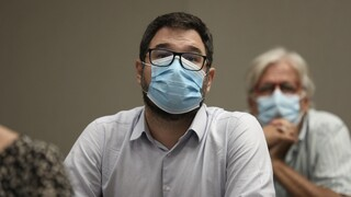 Ηλιόπουλος: Η κυβέρνηση Μητσοτάκη τα έχει χαμένα στη διαχείριση της πανδημίας