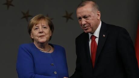 Επικοινωνία Μέρκελ - Ερντογάν για Ανατολική Μεσόγειο