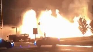 Ισχυρή έκρηξη σε αγωγό φυσικού αερίου στην Οκλαχόμα
