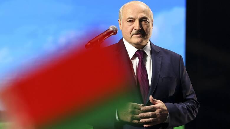 Η Λευκορωσία κλείνει τα σύνορα με Πολωνία και Λιθουανία