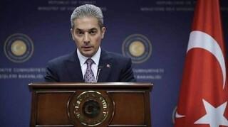 Απορρίπτει ως «απαράδεκτη» τη σύσταση της Ευρωβουλής η Τουρκία