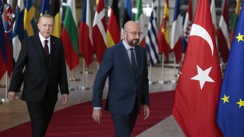Ανατολική Μεσόγειος: Τι συζήτησαν Ερντογάν – Μισέλ