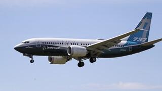 ΗΠΑ: «Πράσινο φως» για απογείωση του Boeing 737