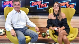 Αλέξης Σπυρόπουλος στο ΟΠΑΠ Game Time: «Θα αντιδράσει η ΑΕΚ στο Αγρίνιο»