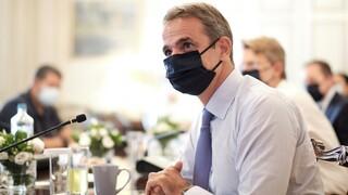 Μητσοτάκης: Η κυβέρνηση έτοιμη να εφαρμόσει επιπλέον μέτρα στην Αττική
