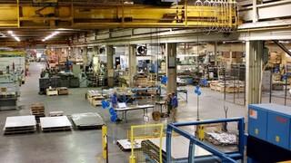 Πτώση 16,2% στον κύκλο εργασιών της βιομηχανίας τον Ιούλιο