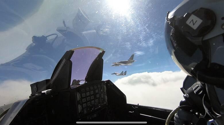 «Thracian Viper 2020»: Πολυεθνική αεροπορική άσκηση μικρής κλίμακας