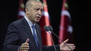 Ερντογάν: Η Άγκυρα έχει αναστατωθεί από το σχέδιο του Σάρατζ να παραιτηθεί