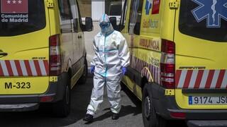 Κορωνοϊός - Μαδρίτη: Στα όρια του κορεσμού το σύστημα υγείας ενόψει νέων μέτρων
