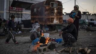 Το 87% των Γερμανών υπέρ της υποδοχής προσφύγων από τη Μόρια