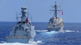 Ασκήσεις με πραγματικά πυρά νότια της Μυτιλήνης ανακοίνωσε η Τουρκία με δύο Navtex