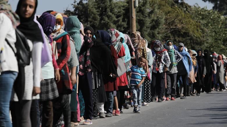 Καρά Τεπέ: 8.500 μετανάστες και πρόσφυγες στη δομή, ανοίγουν οι δρόμοι