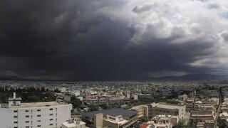 Κακοκαιρία «Ιανός»: Ποιες περιοχές θα «σαρώσει» σήμερα