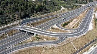 Κακοκαιρία «Ιανός»: Εκτροπή κυκλοφορίας στον αυτοκινητόδρομο Κεντρικής Ελλάδας