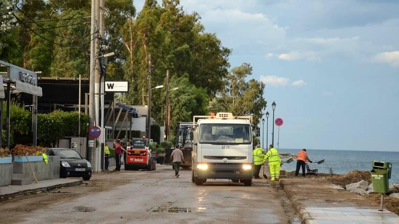 Κακοκαιρία «Ιανός»: Σε Κορινθία, Αργολίδα και Κυκλάδες τα επόμενα «βήματα» του κυκλώνα
