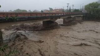 «Ιανός» - Λαγουβάρδος στο CNN Greece: Ακραία τα ύψη βροχής στην Καρδίτσα - Το φαινόμενο τελειώνει
