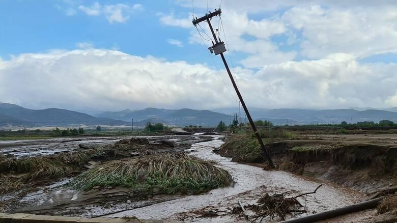 Δέσμη εννέα άμεσων μέτρων ανακούφισης για τους πληγέντες του «Ιανού»