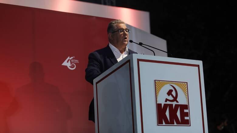 Κουτσούμπας στο Φεστιβάλ της ΚΝΕ: Σοσιαλισμός για να νικήσει η ζωή
