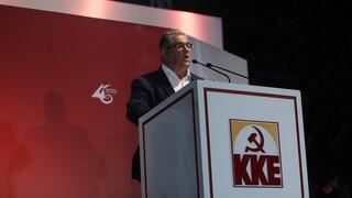 Κουτσούμπας στο Φεστιβάλ της ΚΝΕ: Σοσιαλισμός για να νικήσει η ζωή!
