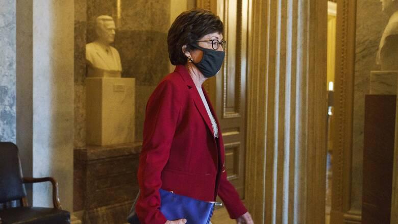 ΗΠΑ: Ρεπουμπλικανή γερουσιαστής κατά της αναπλήρωσης της Γκίνσμπεργκ πριν τις εκλογές