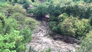 «Ιανός»: Το Μουζάκι μετρά τις πληγές του – Μεγάλες καταστροφές από την κακοκαιρία