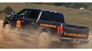 Γιατί η Ford κάνει ηλεκτρικό το ημιφορτηγό F-150;