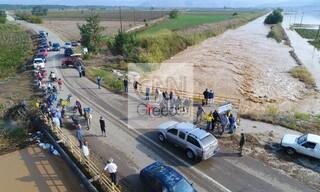 Κακοκαιρία «Ιανός»: Καρέ - καρέ οι καταστροφές στο νομό Καρδίτσας