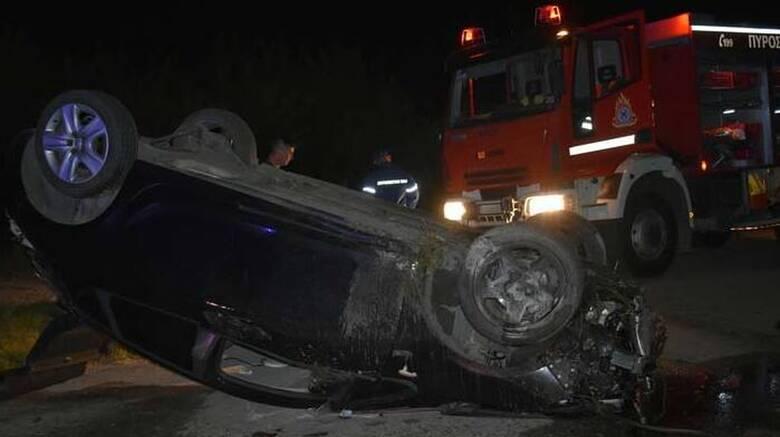 Τραγωδία στην Ημαθία: 32χρονος σκοτώθηκε σε τροχαίο