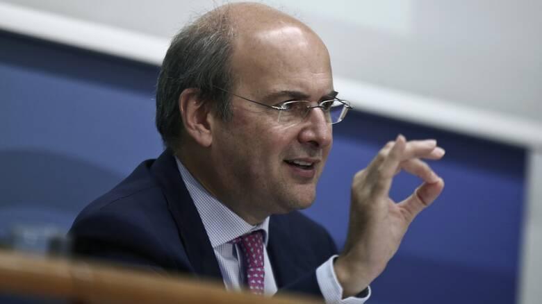 Χατζηδάκης: Δεν θα αυξηθεί ο ΕΤΜΕΑΡ στους λογαριασμούς ρεύματος