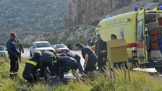 Τραγωδία στη Θήβα: Ένας νεκρός και τρεις τραυματίες σε τροχαίο