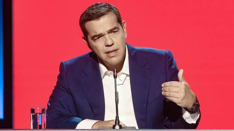 Τσίπρας στο CNN Greece: Δεν θα υποχωρήσουμε από τα δικαιώματά μας πριν πάμε στη Χάγη