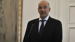 Στις Βρυξέλλες ο Νίκος Δένδιας για το Συμβούλιο Εξωτερικών Υποθέσεων της ΕΕ