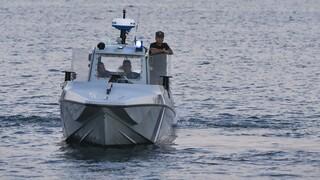 Σκάφος με δεκάδες μετανάστες προσέγγισε στο λιμάνι της Γαύδου