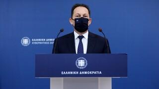ΔΕΘ - Πέτσας για Τσίπρα: Άλλαξε στον ΣΥΡΙΖΑ logo, αλλά δεν άλλαξε ο ίδιος λόγο